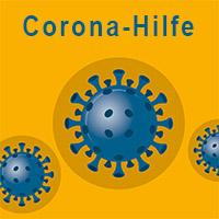 Logo Corona-Hilfe